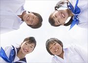 4人の生徒